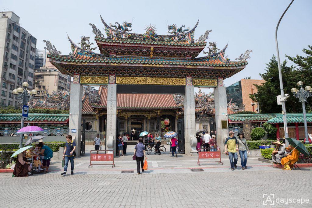 Longshan Temple 1