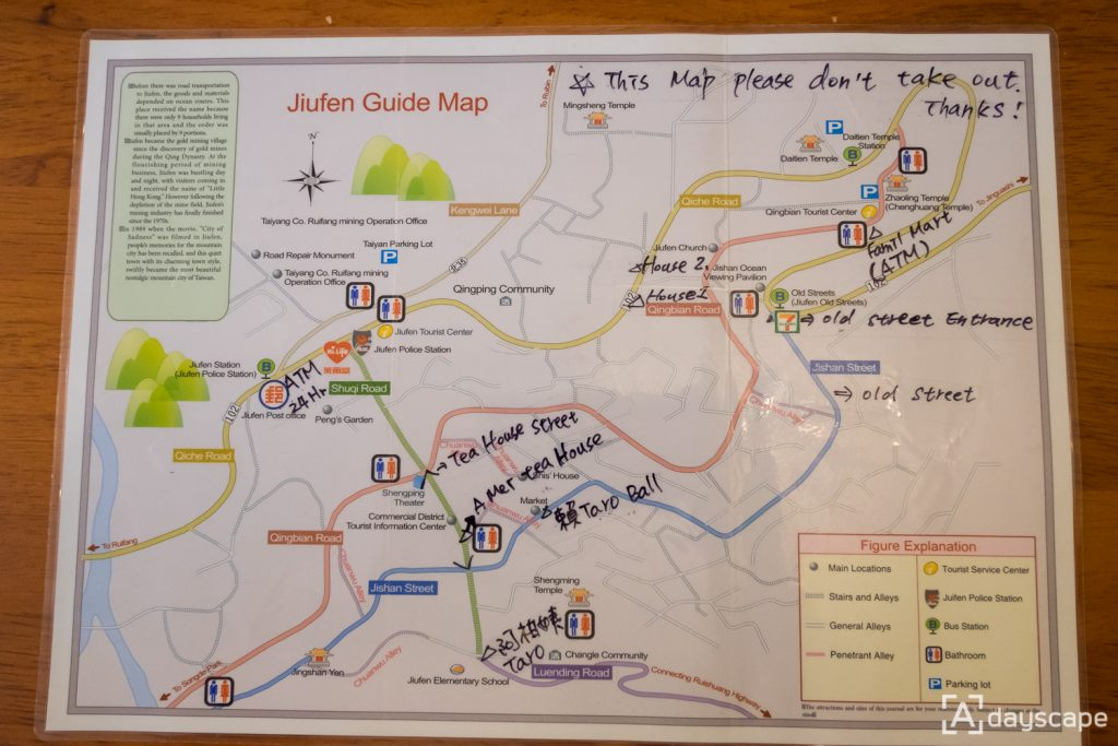 Juifen Map