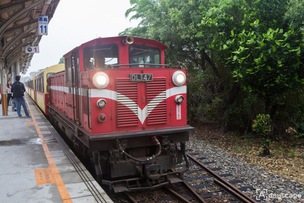 Alishan Forest Railway 1