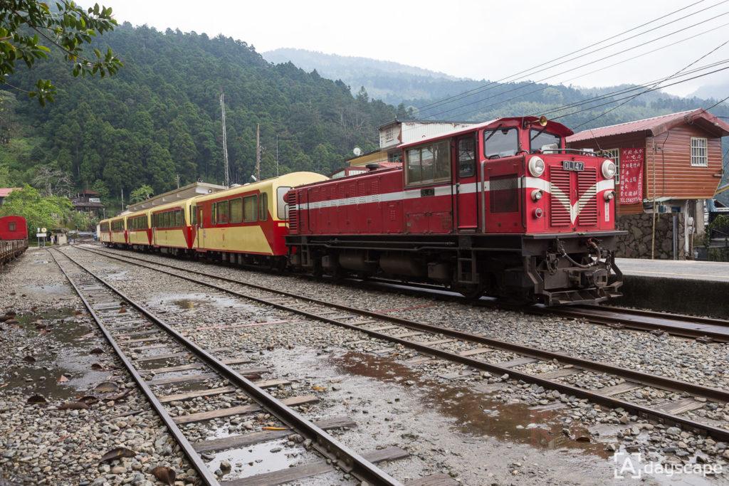Alishan Forest Railway 3