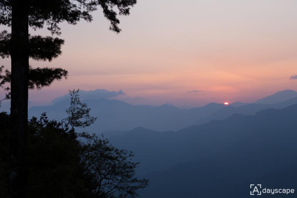 Alishan Sunrise 2