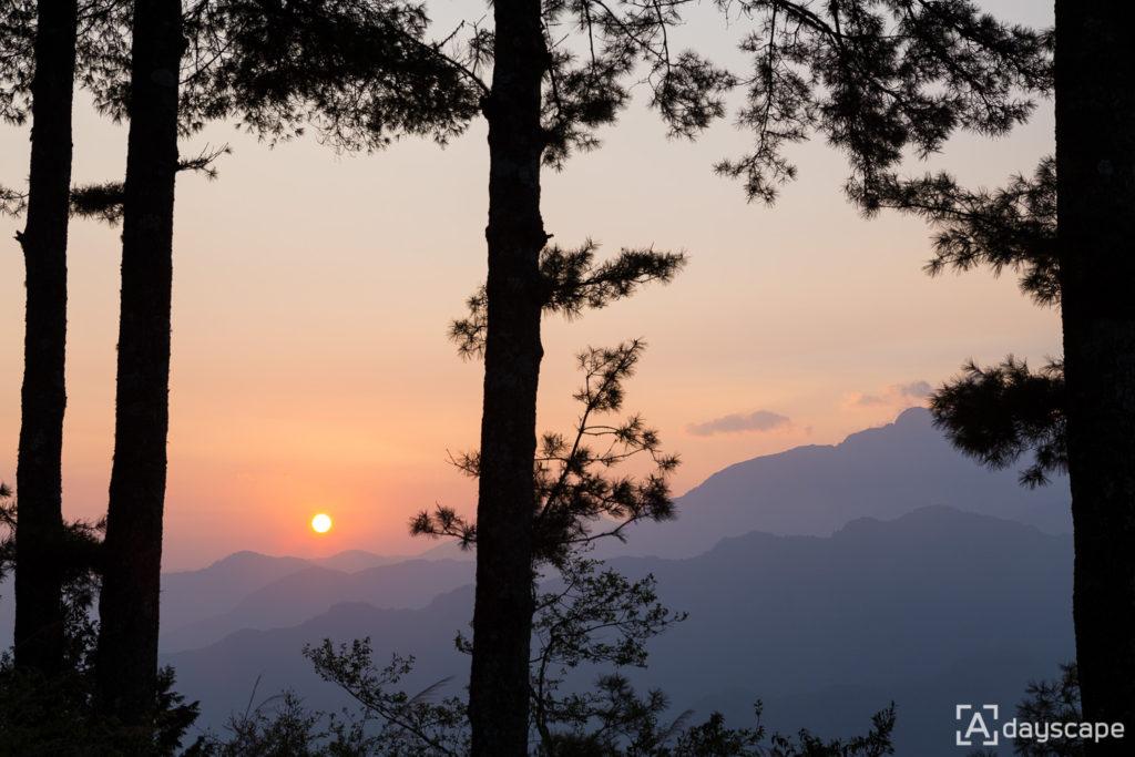 Alishan Sunrise 3