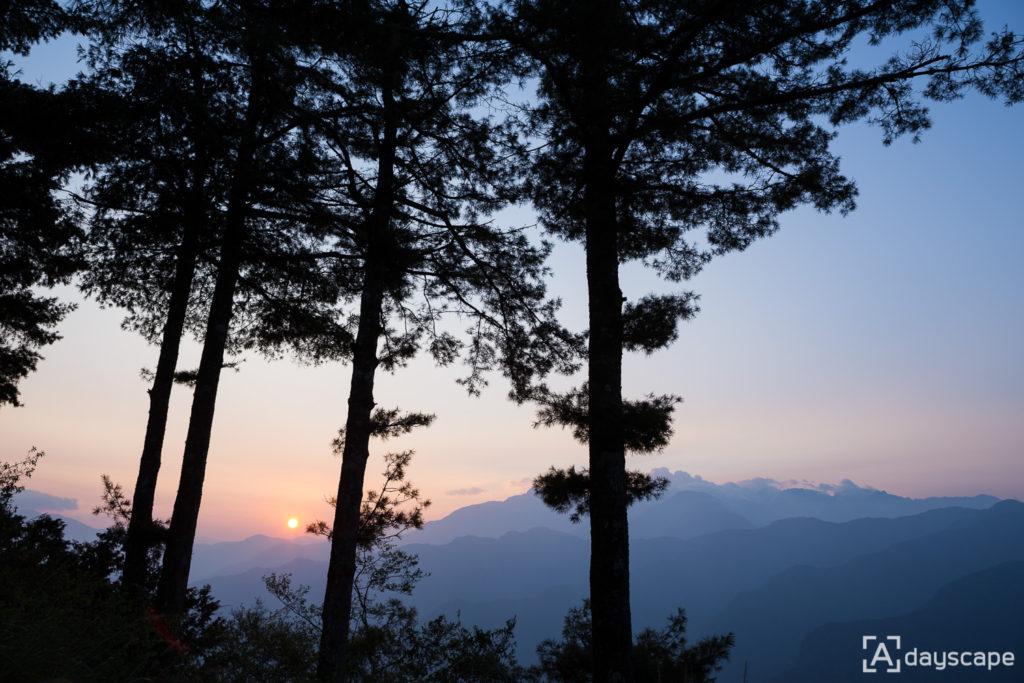 Alishan Sunrise 4